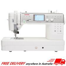 Janome Mc6600p Semi-industrial Sewing Machine Memory Craft Mc-6600 Professional