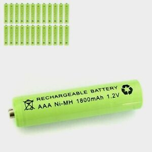 AAA Rechargeable Batteries 1800mAh$ LONG LIFE  HEAVY DUTY HIGH DRAIN CAPACITY 3A