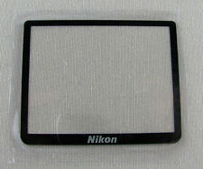 Nikon D3100 TFT/LCD Window/Cover +Tape GENUINE PART NEW