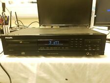 PHILIPS CD 690 CD Player --- Plays Disc -- Faulty CD Drawer.