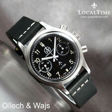 Mechanical (Hand-winding) Military Watches with Chronograph