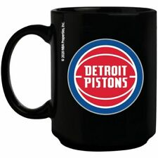 Detroit Pistons NBA Mugs