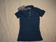 TAN 15 - Camiseta Polo, Indigo V. García T. gr.140-164