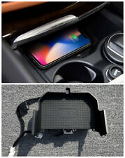 Console Storage box Wireless Charging charger For BMW 5 Series G30 2017 2018 530