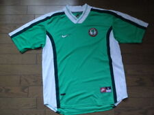 Nigeria 100% Original Soccer Jersey L 1998 World Cup USED Good Condition 9e207f7b4
