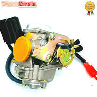 VIP CHAMPION SCOOTER 50CC GY6 CARBURETOR CARB NEW