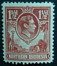 Rhodesia 1938 1½d  SG 29 Mint hinge cat £50