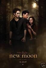 Robert Pattinson NEW MOON Twilight 2009 Mini Promo Movie Poster