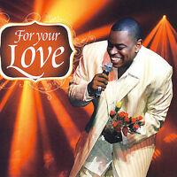 For Your Love...Best of Sir Charles Jones by Sir Charles Jones (Gospel) (CD,...