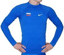 Nike Manga Larga Camiseta de entrenamiento [Talla 3xl] AZUL RUSIA россия