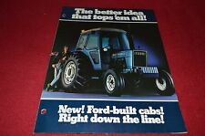 Ford 2600 3600 4600 Tractor Dealers Brochure DCPA7