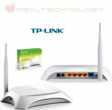 Router Wireless N Wifi 3G 3.75G Umts Hsdpa Evdo TP-LINK 150mbps Módem TL-MR3220