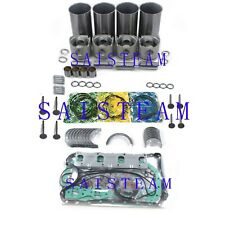ISUZU Engine Rebuild kit For 4BE1 NKR NPR 3.6L Truck Generator Loader etc