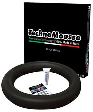 TECHNOMOUSSE KIT ENDURO 80/100/21 + 140/80/18 MOUSSE ANTI FORATURA PNEUMATICI