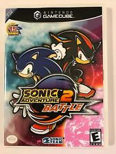 Sonic Adventure Battle 2 - Gamecube - Replacement Case - No Game
