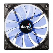 Aerocool Lighting Ventola da 140mm a LED Blue