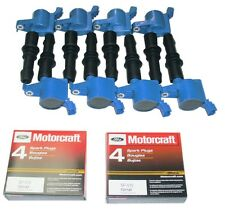 05-08 EXPEDITION 5.4L 8+IGNITION COILS HEAVY DUTY BLUE +8 MOTORCRAFT SP515/SP546
