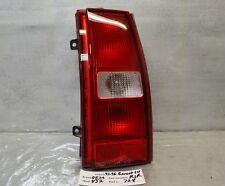 1991-1996 Ford Escort Station Wagon Right Pass Genuine OEM tail light 28 4J2