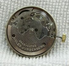 "JULES JURGENSEN,17j,cal 5206,""Automatic"",WATCH MOVEMENT,Running,M-51,L@@K"