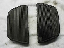 HARLEY DAVIDSON Passenger Footboard Pads Rubber Inserts Touring PART#50606-06