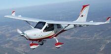 Jabiru J170 Ultralight and LIght Sports Aircraft Wood Model Small New