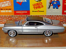 1968 CHEVY IMPALA V-8 SPORT COUPE 1/64 SCALE DIECAST REPLICA DIORAMA MODEL W11