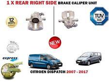 para Citroën Dispatch HDi 2007 > NUEVO 1x trasero lado derecho pinza de freno