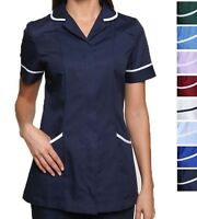 Nightingale Health Healthcare Nurses Doctors Therapist Massage Tunic Uniform
