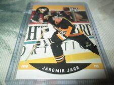 1990-1991 PRO-SET Jaromir Jagr # 632 PITTSBURGH PENGUINS RC