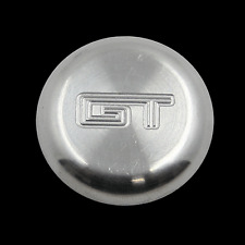 1979-2009 Mustang Billet Interior Power Point Plug Delete Button GT Logo