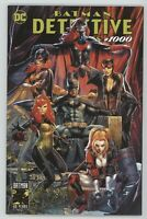 Batman Detective Comics 1000 DC 2018 NM Jay Anacleto Variant Catwoman