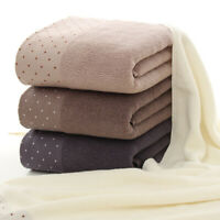 Large Cotton Bath Shower Towel Thick Towels Home Bathroom Hotel For Adults KiBP