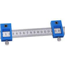 Punch Locator Drill Guide Sleeve Hardware Jig Pull Jig Wood Drilling Dowel S