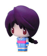 Rurouni Kenshin Chara Mascot Misao Fastener Charm Licensed Mint