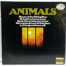 THE ANIMALS - vintage vinyl LP - The Most of the Animals