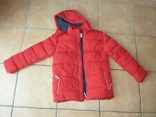 Girls Boys Red Jacket Coat age 11- 12 John Lewis