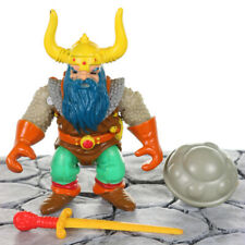 Advanced Dungeons & Dragons Good Dwarf Fighter ELKHORN Complete Figure LJN 1983