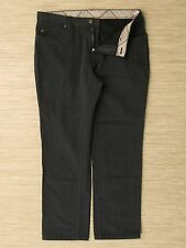 Kenneth Cole New York Dark Gray 5 Pocket Pant Men's Size 34x29 Zipper Fly Pants