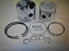 Triumph Spitfire 1500 1973-1980 Standard Piston Set of (4) with Rings - RY6361