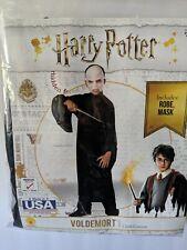 NEW Harry Potter Voldemort Child Costume Size M 8/10 Halloween Dress Up