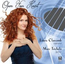 Marc Blitzstein : Open Your Heart CD (2015) ***NEW***