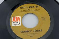 Quincy Jones: What's Going On / pt. 2   [Unplayed Copy]