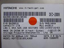 1TB Hitachi HDT721010SLA360 | MLC: BA3013 | PN: 0A38016 | MH0 | DEC-2008 #2