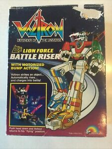Voltron 1984 Anime Lion Force Battle Riser New In Box