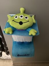 Bella Masion Toilet Paper Holder Cover With Plush Toy - Alien