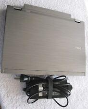 Dell Latitude E6410,Intel core2 i5CPU M520@2.40GHz,9cell battery,4GB RAM