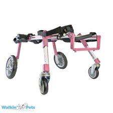 Walkin' Wheels quad cart medium pink