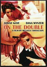 ON THE DOUBLE (Danny Kaye) - DVD - Region 1