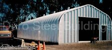 New Listingdurospan Steel 25x48x16 Metal Building Kits Rv Amp Boat Storage Garage Shop Direct