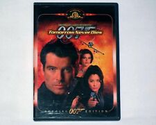 #520 James Bond 007 Tomorrow Never Dies (DVD, 1999, Special Edition)